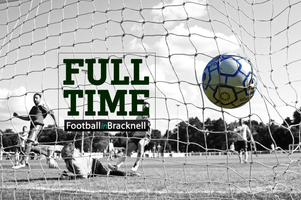 Results: Tuesday evenings 'on-the-whistle' full time scores
