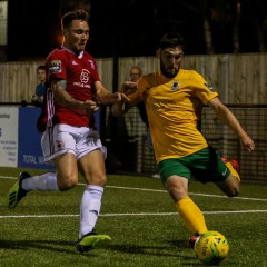 What next for Bracknell Town in the Velocity Trophy
