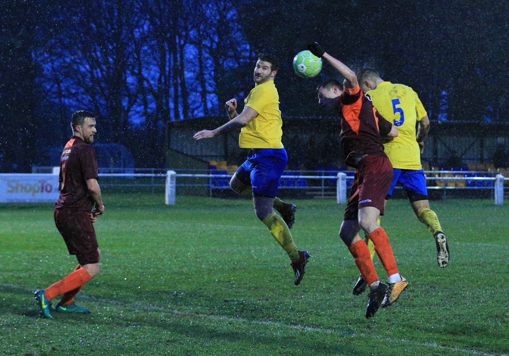 Ascot United top Hellenic League and heavy Bracknell Town defeat