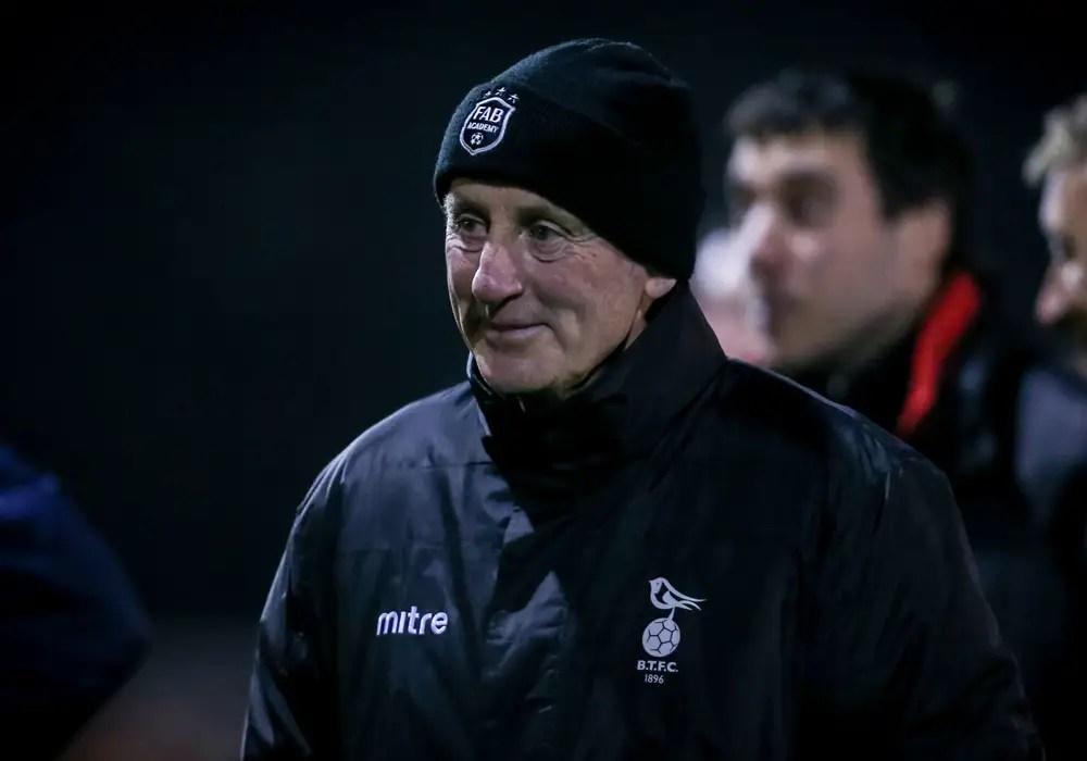 'It's got to stop' – Geoff Warner on Bracknell Town's penalty habit