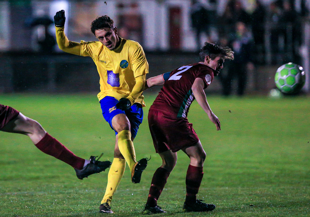 The Hellenic League Premier Division mid-season review