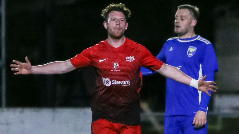 Bumper crowds watch on as Binfield and Reading City make it two in a row