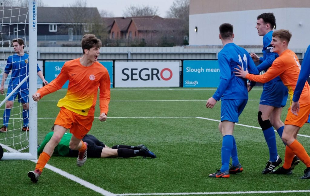 Berks & Bucks FA under 18s head north for Quarter Final