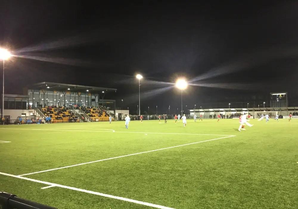 Bearwood Wanderers through to Berks & Bucks County Cup Final