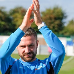Hungerford Town midfielder Ian Herring hangs up his boots