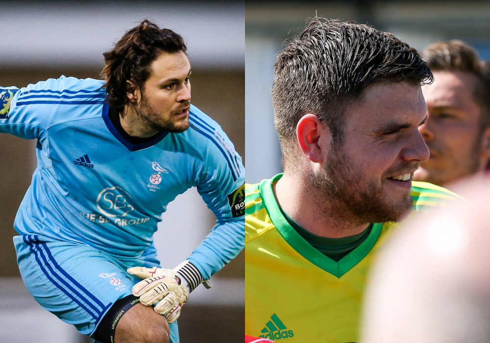 Decision time nears for Bracknell Town over goalkeepers