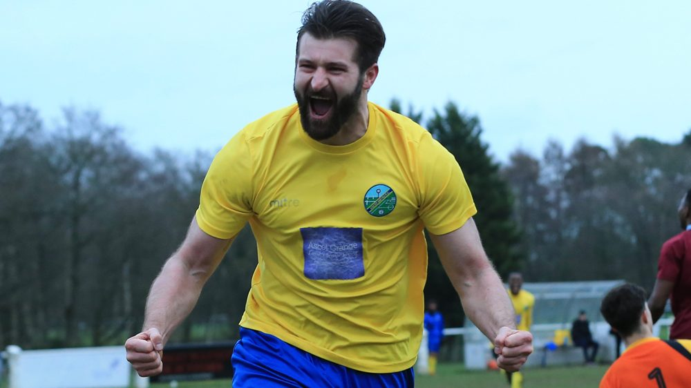 Ascot United retain key trio for Combined Counties League campaign