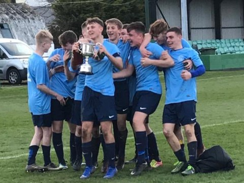 Berks & Bucks FA under 18s crowned champions