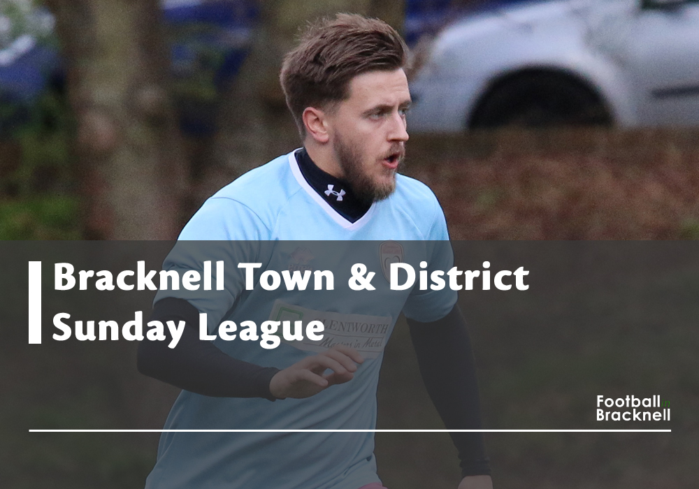 All still to play for in Bracknell Sunday League Division One