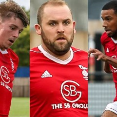 Bracknell Town team news as Robins face Uxbridge