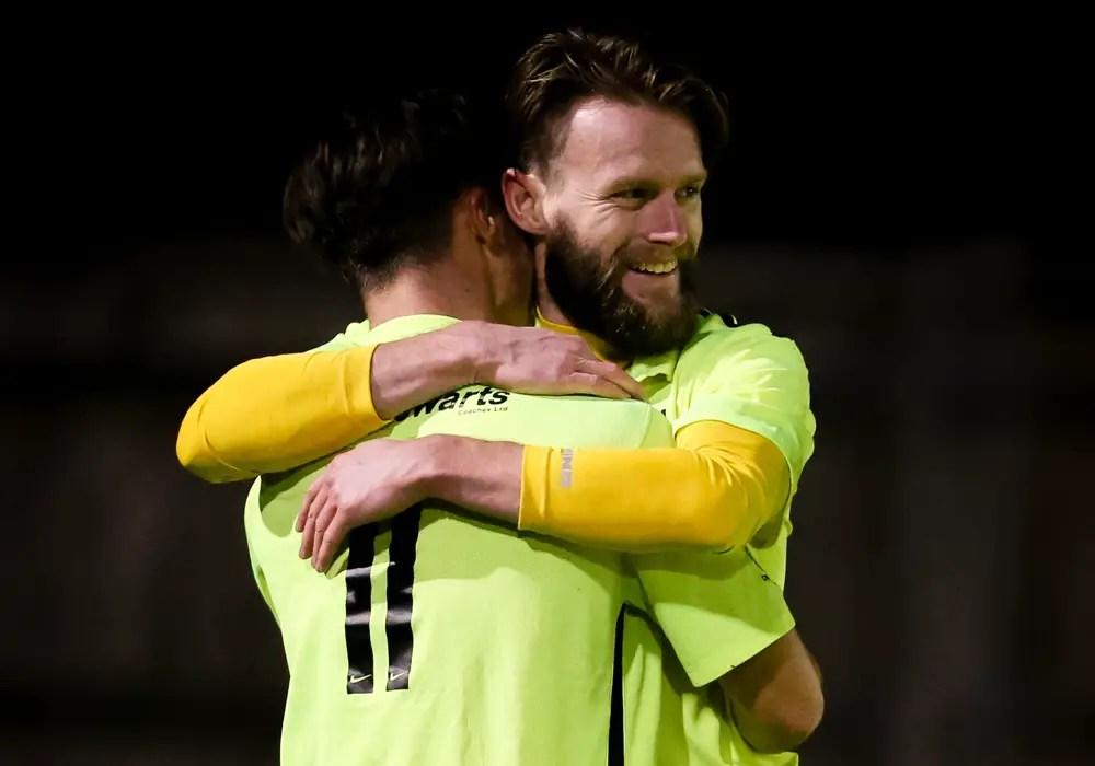 Binfield back to winning ways in Hellenic League Premier