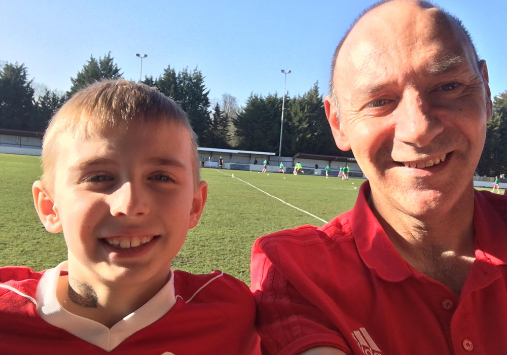 'Egham are just getting shouted at' – a 9-year-olds view of the beautiful game