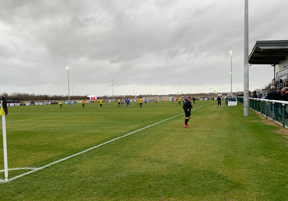 Thatcham Town snatch Southern League win at Melksham Town