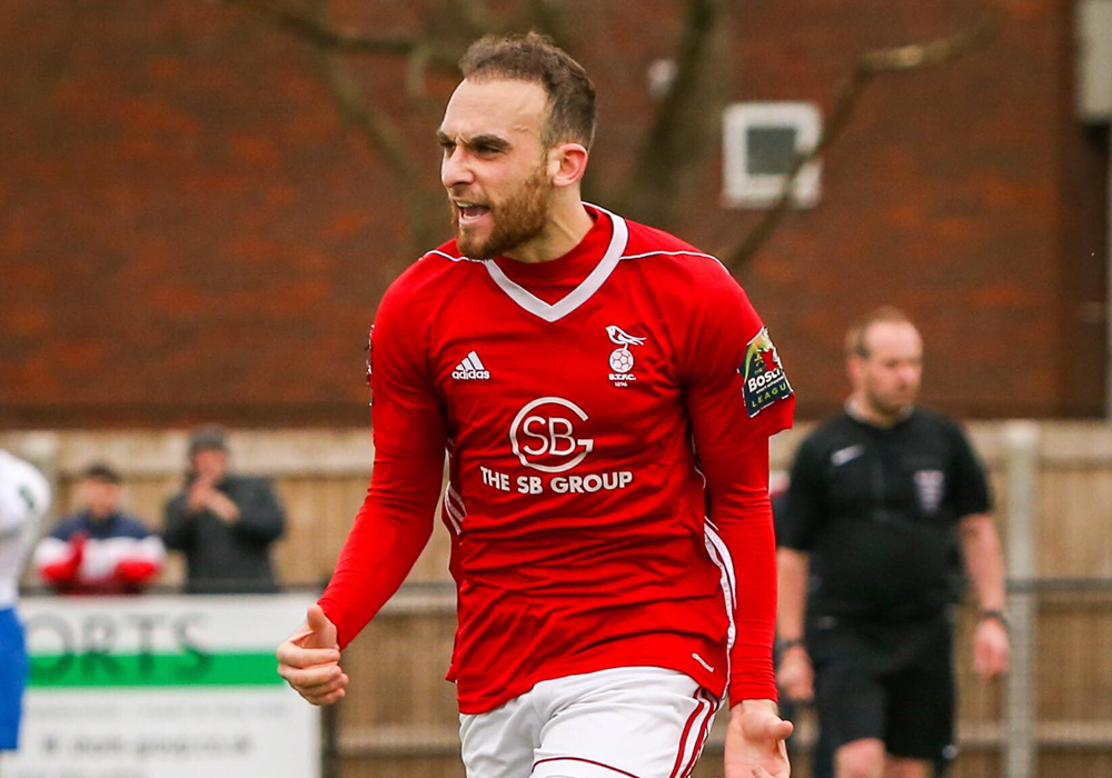 Liam Ferdinand nominated as Bracknell Football Awards Player of the Season