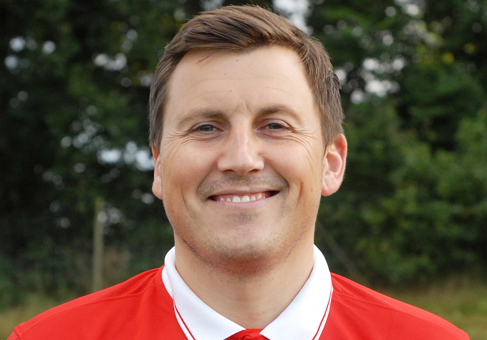 Binfield confirm new assistant to Roger Herridge