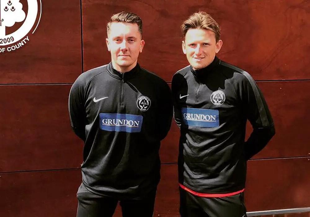 Ellis Woods joins Thames Valley Premier League side