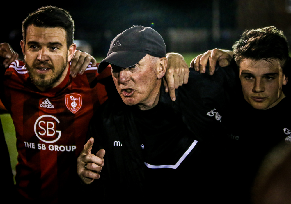 'It's been a pleasure' – Geoff Warner on leaving Bracknell Town
