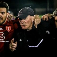'It's been a pleasure' – Geoff Warner on leaving Bracknell Town