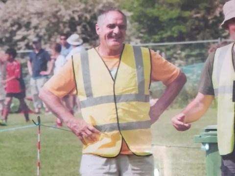 Binfield's Bob Ellis nominated for Bracknell Football Award