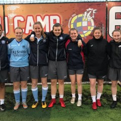Pique Blinders lift the Goals Reading women's league title