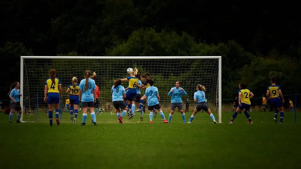 Berks & Bucks Women's Senior Cup first round draw 2019/20