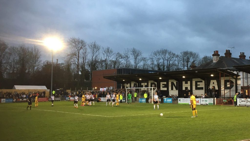 Guide to Maidenhead United and the York Road ground