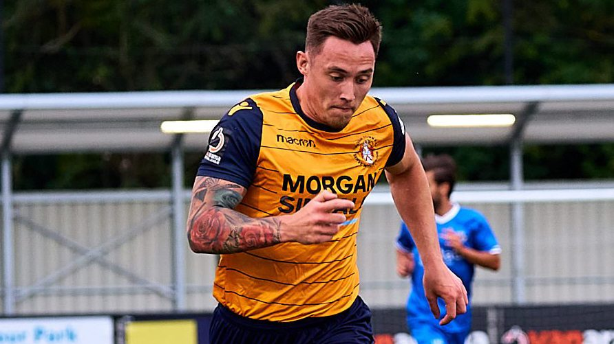 Joe Grant makes Slough Town National League debut