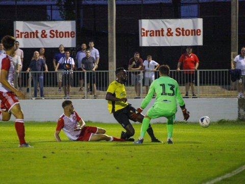 Maidenhead United maintain 100% pre season record in Stevenage win