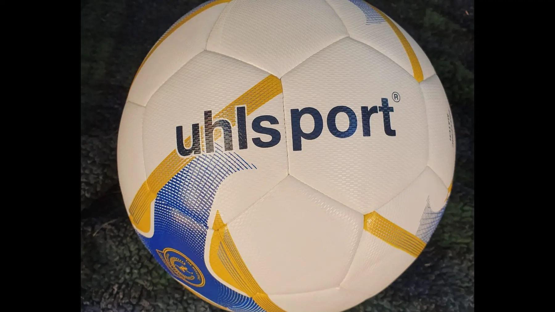 New 2019/20 Uhlsport Hellenic League football revealed