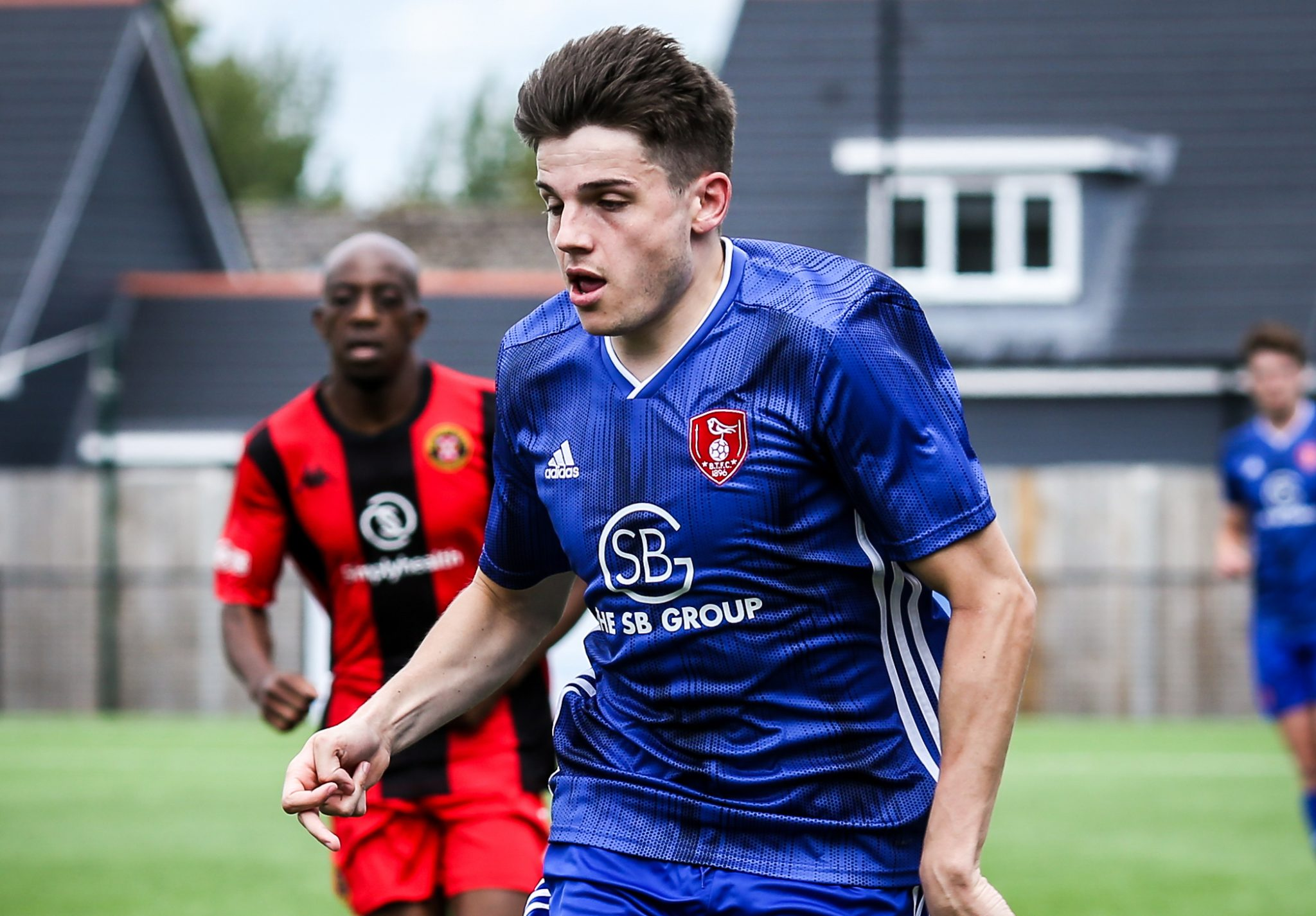 Seb Bowerman double gives Bracknell Town win at Staines