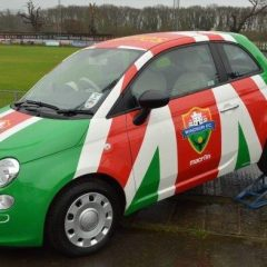 Remember these Windsor FC branded Fiat 500s?
