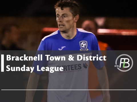 Bracknell Sunday League Senior and Junior Cups kick off
