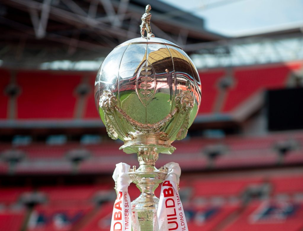 Full FA Trophy First Round draw