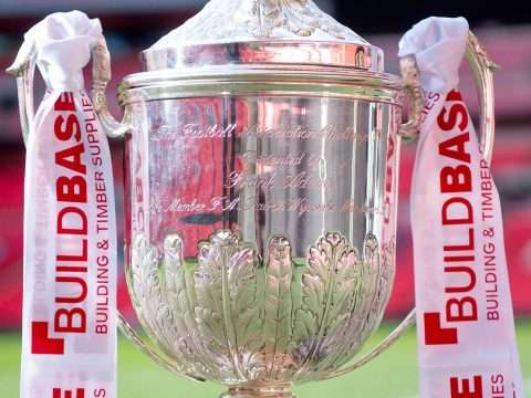 The full 2019/20 FA Vase Fourth Round draw