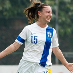 Meet the Bracknell youngster representing Finland at a UEFA tournament