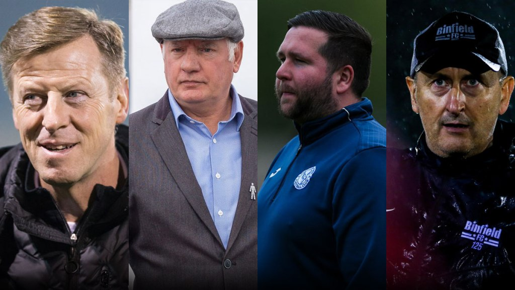 Berkshire's longest serving non league managers