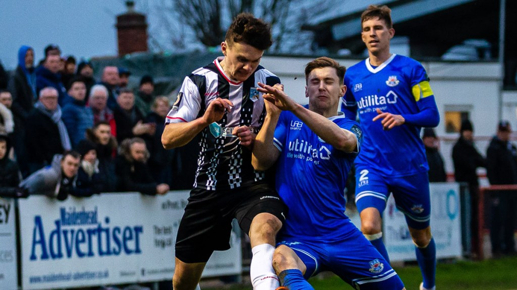 Maidenhead United reveal eight departures