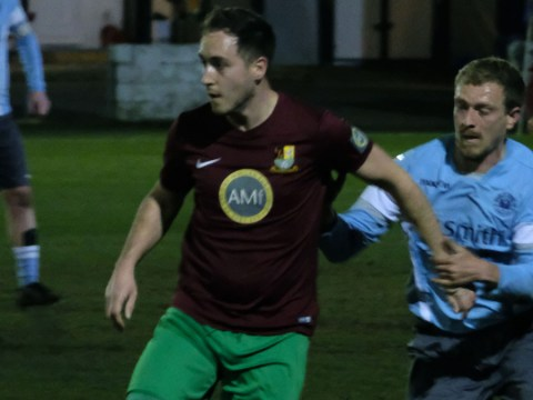 Deverall's double rescues Holyport at Woodley United