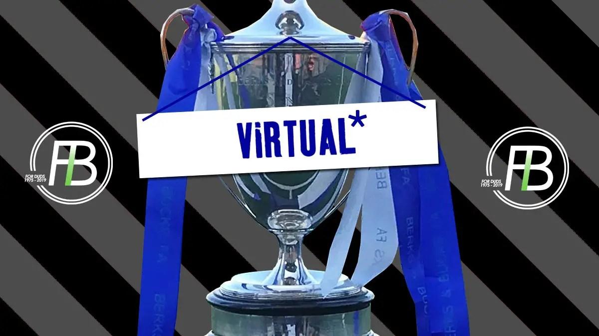 Live Berkshire Virtual County FA Cup draw
