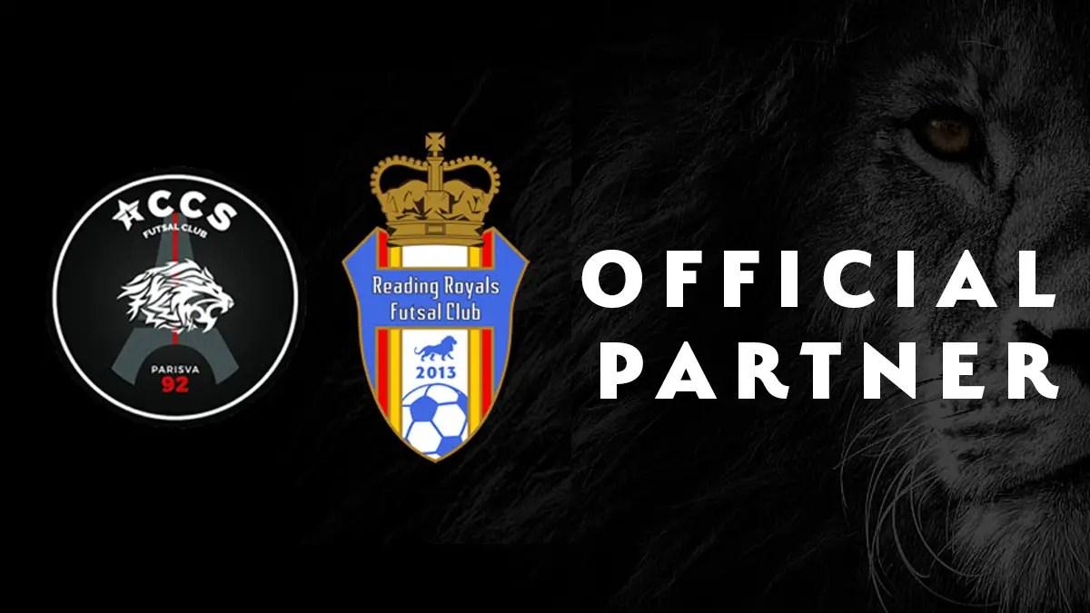 Reading Royals Futsal Club announce international partnership