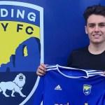 Reading City add former Bracknell Town midfielder