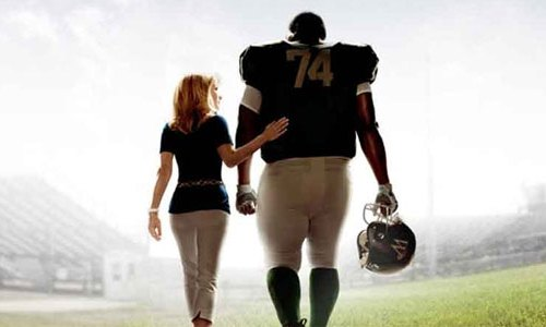 FOOTBALL IN HIGH HEELS: THE BLIND SIDE
