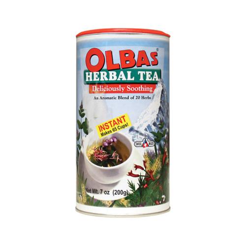 olbas tea