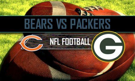 bears vs. packers 2016