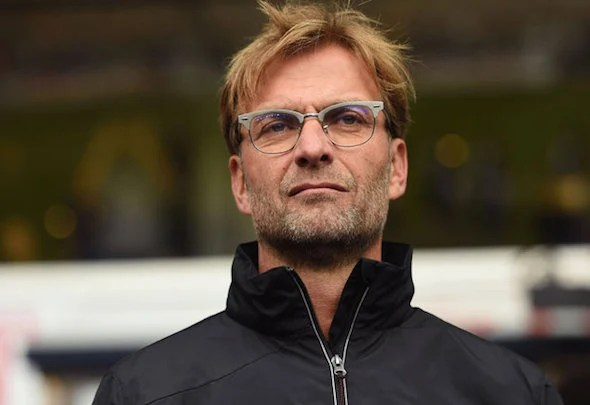 Heating up: Klopp took squad to Tenerife for training camp last week