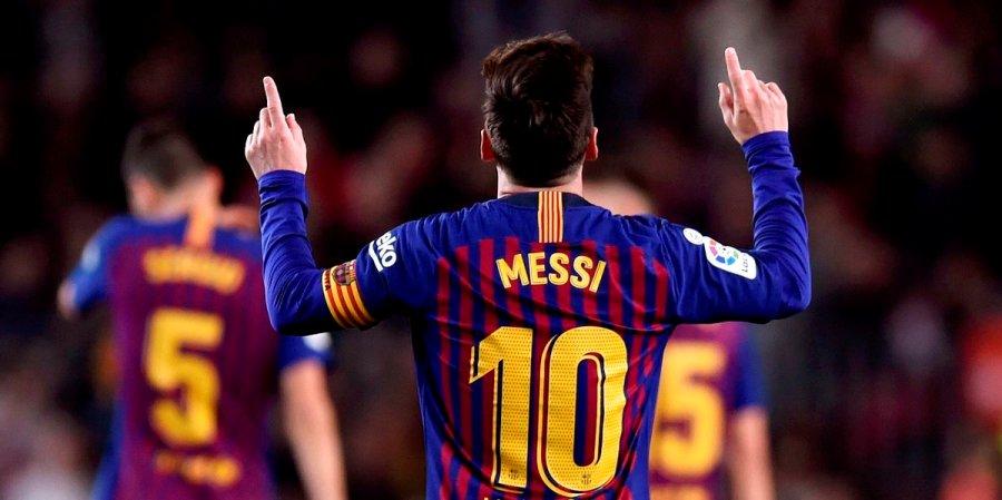 'बार्सिलोनाका खेलाडी मेस्सीलाई बल पास दिन्छन् र चमत्कार पर्खेर बस्छन्'