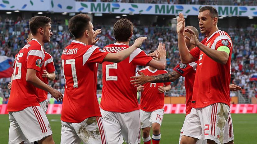 युरो कप छनौट : रसियाले बर्सायो ९ गोल !