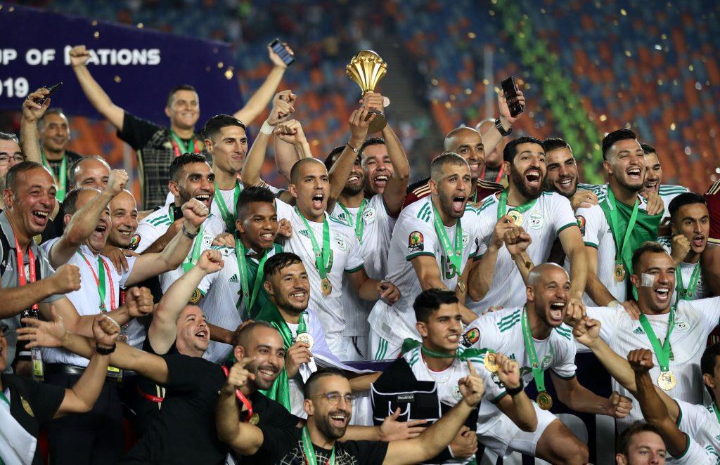 सेनेगललाई हराउँदै अल्जेरिया बन्यो अफ्रिका कपको च्याम्पियन