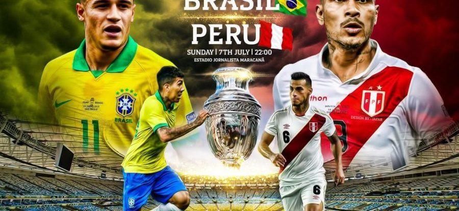 कोपा अमेरिका : उपाधिका लागि आज ब्राजिल र पेरू भिड्दै !