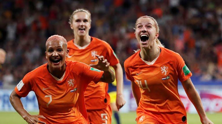 महिला विश्वकप : स्वीडेनलाई हराउँदै नेदरल्यान्ड्स फाइनलमा